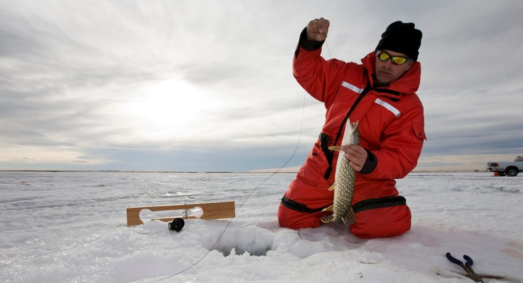 ultimate ice fishing gear list